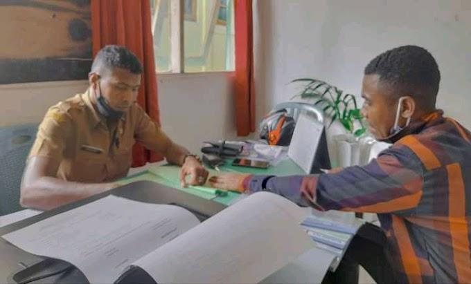 Pilkades Serentak 2021, Kadis PMD Alor Ajak Masyarakat Ciptakan Secara ADATS