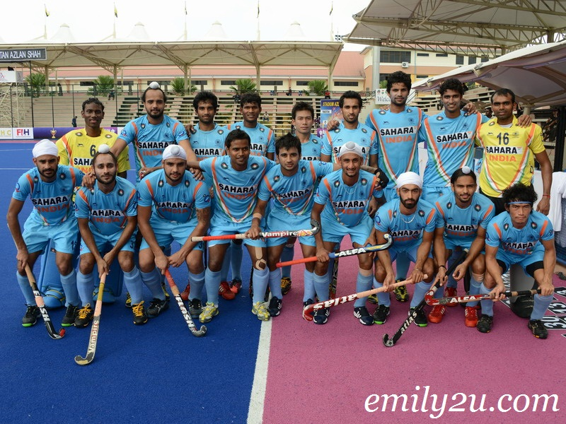 22nd SAS Cup 2013: 5th / 6th Placing: India (4) - Pakistan (2)