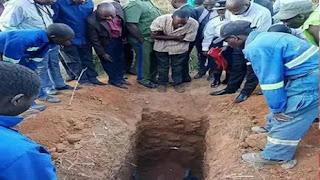 Un Pastor ordenó que lo entierren vivo intentando resucitar como Jesus