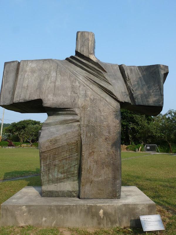 TAIWAN.Musée Jun Ming au nord de Taipei - P1040774.JPG