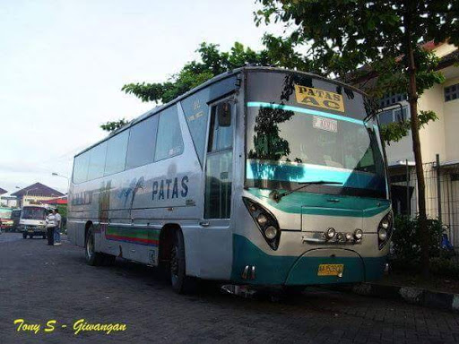 Ini Bus PO Mulyo Patas AC Jogja - Purwokerto Sebelum Ada PO Efisiensi