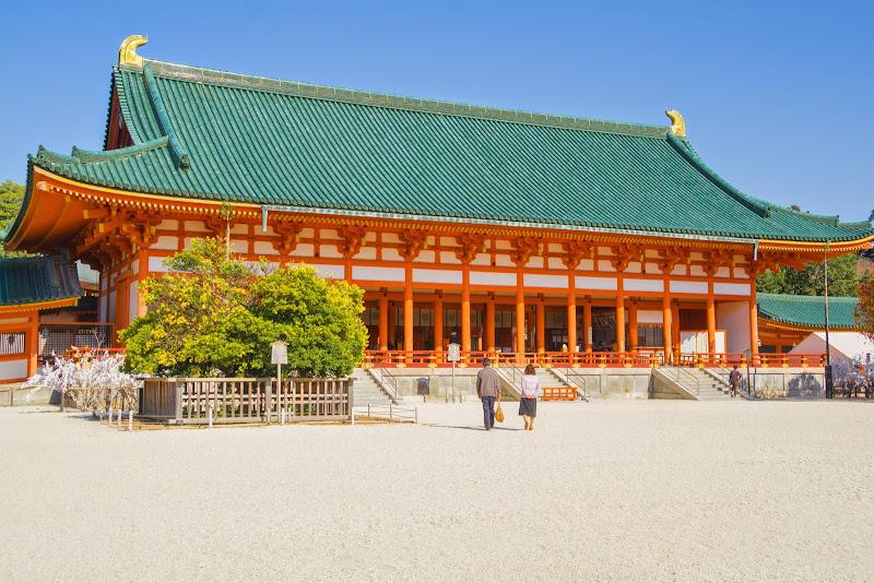 京都 平安神宮 写真8