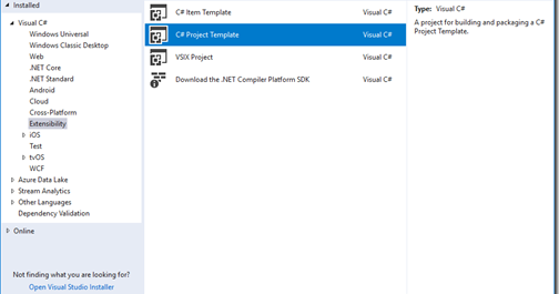 the urban canuk, eh: Bundle your Visual Studio Solution as a Multi