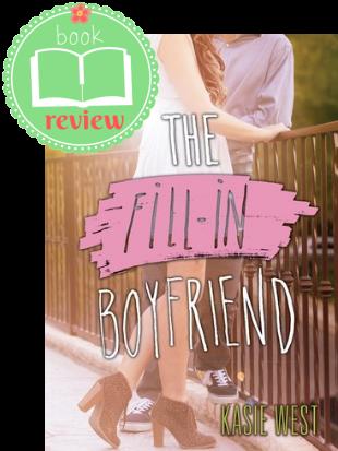 Mladinska romanca: The Fill-In Boyfriend