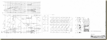 F-4BCDJ cross sections & loft lines1