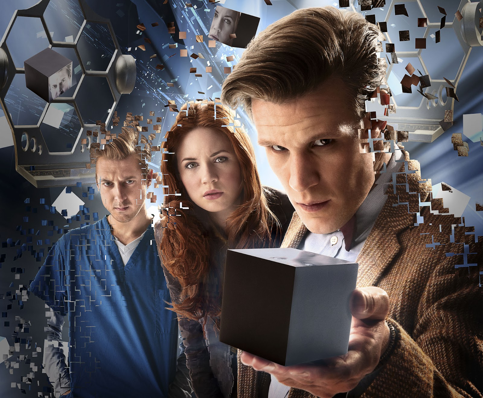 Doctor Who series 7: The Power of Three