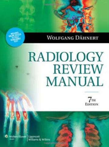 Radiology Review Manual (Dahnert, Radiology Review Manual)