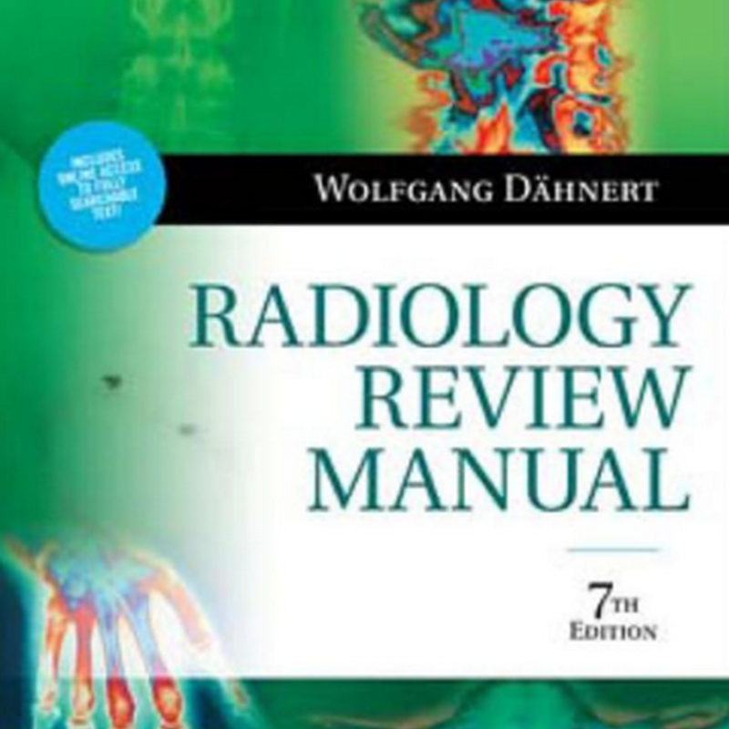 Radiology Review Manual (Dahnert, Radiology Review Manual)