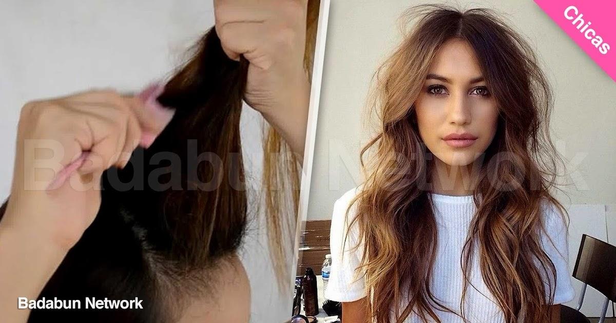 cabello belleza poco cabello cabello fino melena estilo moda