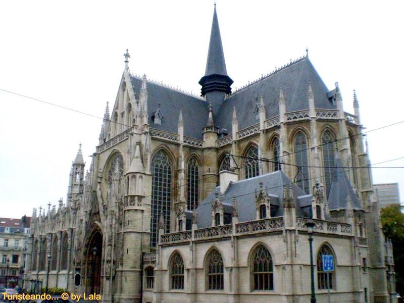 Iglesia de Notre Dame de Sablón, Bruselas