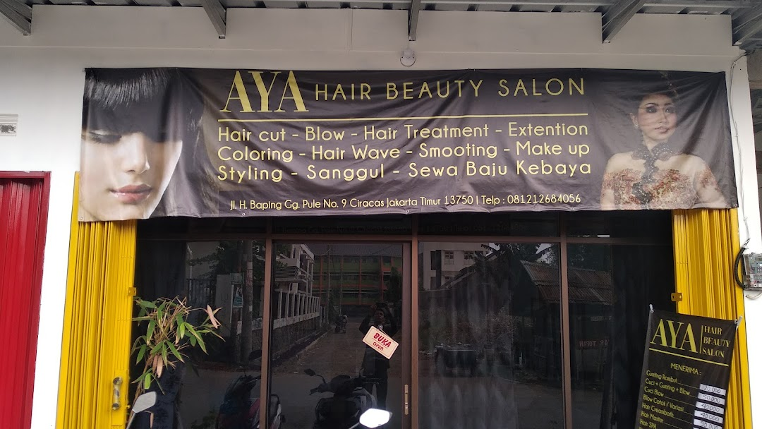 aya beauty salon