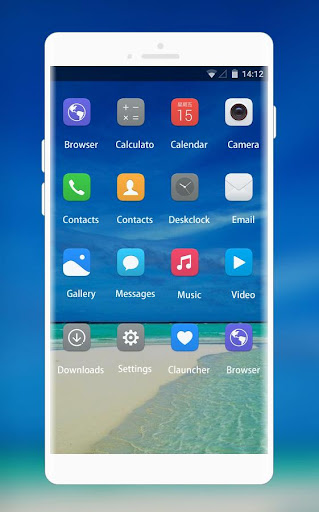 Theme for Gionee M2 HD 2.0.50 screenshots 2