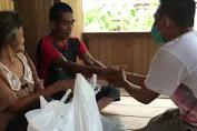 Supriansa Anggota DPR RI Sentuh Warga Melalui Tim Peduli Kemanusiaan