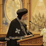 His Holiness Pope Tawadros II visit to St. Mark LA - _09A9228.JPG