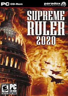 Supreme Ruler 2020 : Global Crisis 2009 PC Game