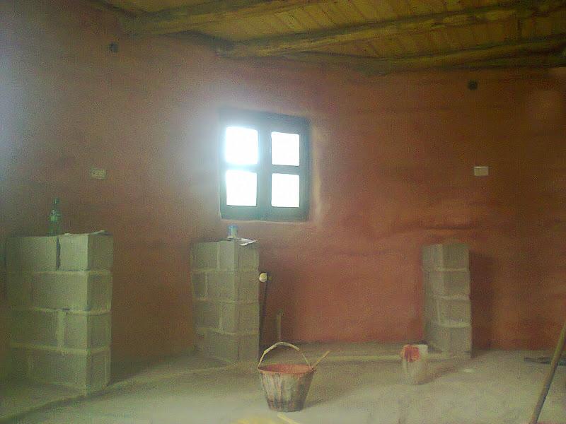 La mesada y la bacha de casa listas superadobeserrano for Como hacer una pileta de cemento