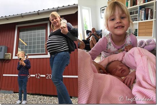 Storesøster og lillesøster