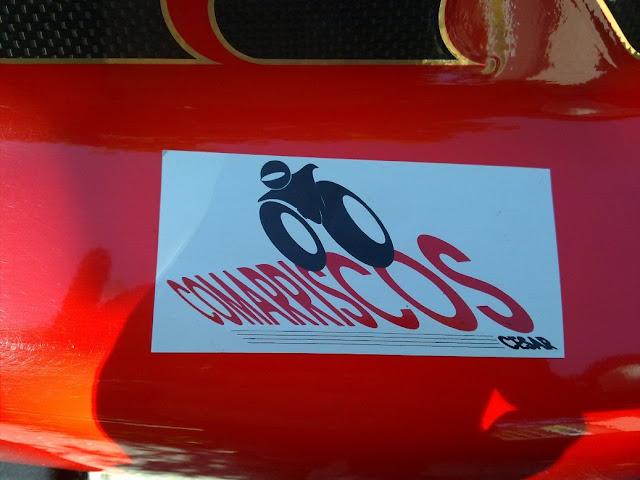 MISSÃO HONDA NR750 e mais, muito mais ... NR27