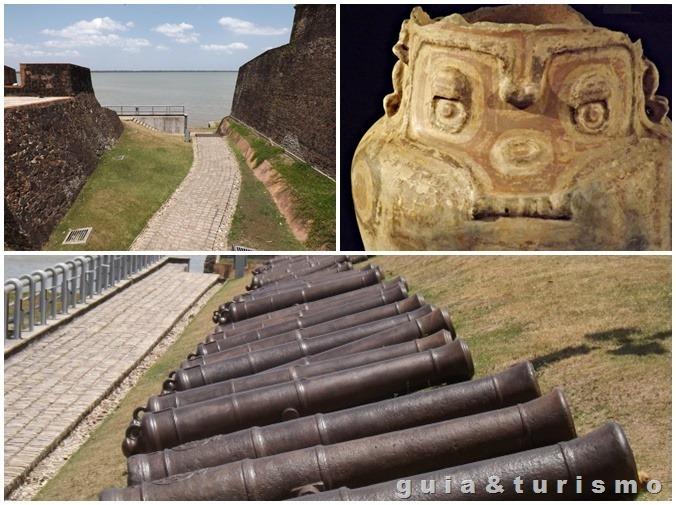 Forte do Presépio em Belém