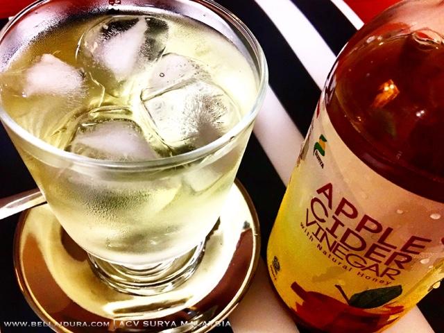 resepi air cuka, resepi, surya malaysia