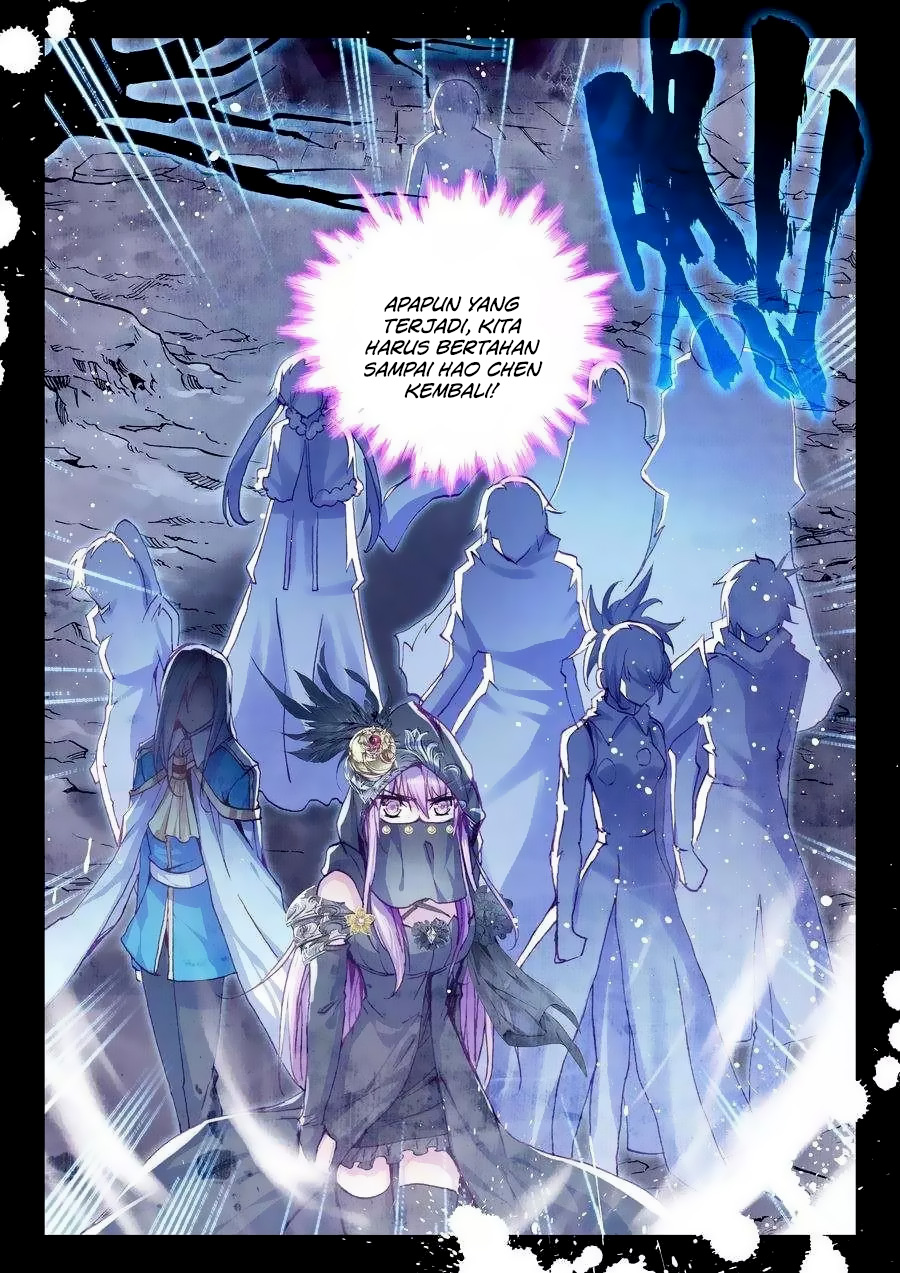 Baca Manga Shen Yin Wang Zuo Chapter 109 Komik Station