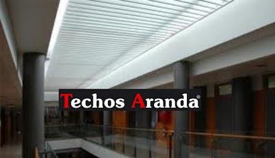 Foto de instaladores de techos de aluminio Madrid