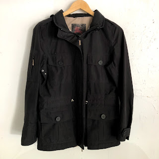"Burberry ""Packable"" Jacket"