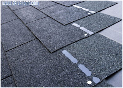 Tips Pemasangan Atap Bitumen