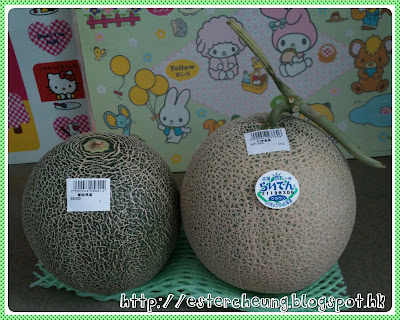 【食記】香甜多汁 ♥ 北海道富良野赤肉蜜瓜