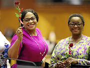 Former cabinet ministers Nomvula  Mokonyane and Bathabile Dlamini are among ex-ministers who have opted for early retirement rather than to be backbenchers in parliament. /Esa Alexander