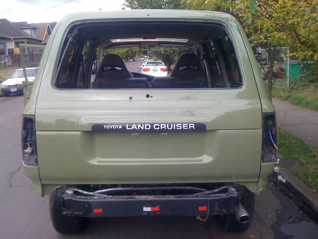1994 80 series with a new heart= 1hdt    Diesel Cruiser | Expedition