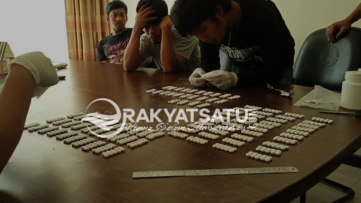 Anak Polisi Asal Toraja Diciduk BNN Edarkan PCC