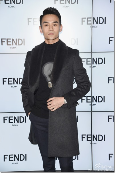2016.01.18 Wang Kai X Milan Fashion Week AF16 X FENDI 王凱 2016秋冬男裝週 08