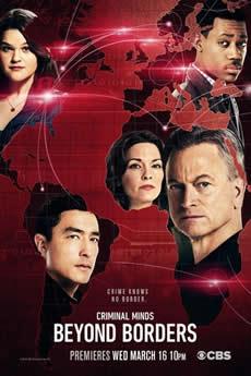 Baixar Série Criminal Minds: Beyond Borders 1ª Temporada Torrent Dublado Grátis