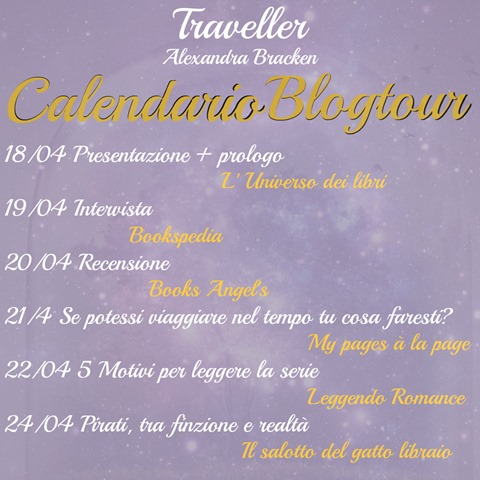 Calendario bt traveller