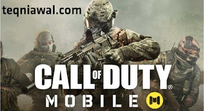 call of duty mobile - ألعاب اندرويد 2022