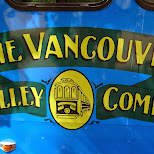 Vancouver Trolley Company in Vancouver, British Columbia, Canada