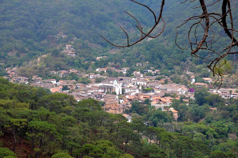 Mirador San Sebastián del Oeste