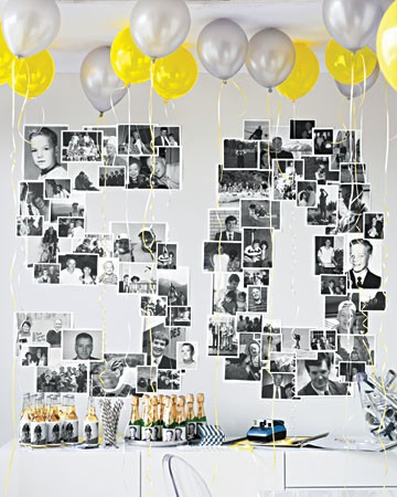 Decorations For 50th Birthday Party Ideas