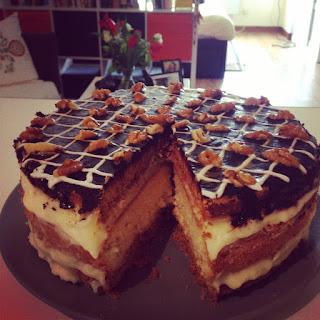 19 Polish Cake 'The Prince' (Królewicz)