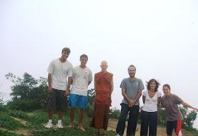 Caminhada e meditação no Pico da Tijuca