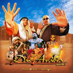 Capa Dás Arábia Pt. 2 – Costa Gold e Haitam Mp3 Grátis
