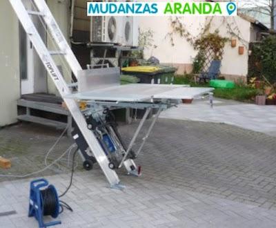 Mudanzas y Traslados en Aranda de Duero