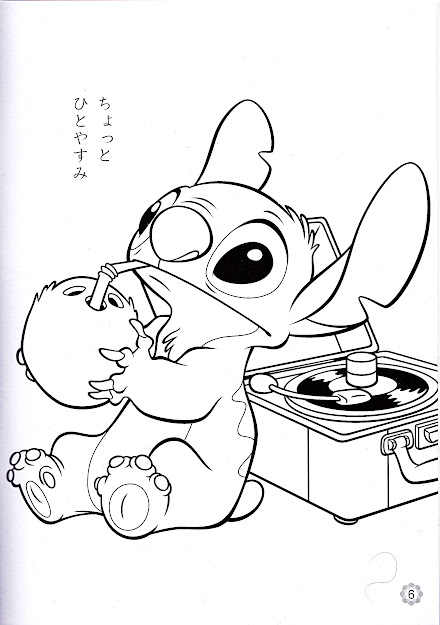 Download Coloring Pages Stitch Coloring Pages  Images About Lilo And  Stitch On Pinterest Coloring