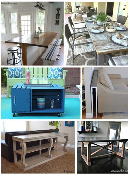 Best table builds of 2015