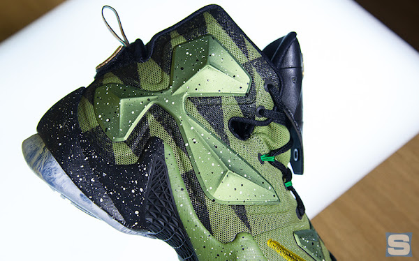 Closer Look at LeBron James 2016 NBA AllStar Game Shoes