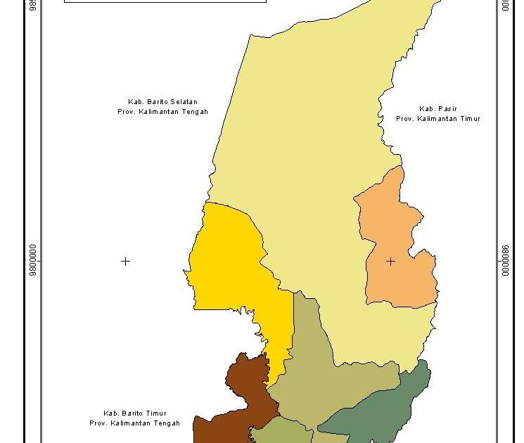 Langit Biru: Kawasan Strategis Kabupaten Tabalong