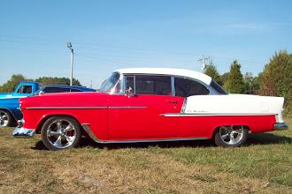 Photo: 1955 Chevy