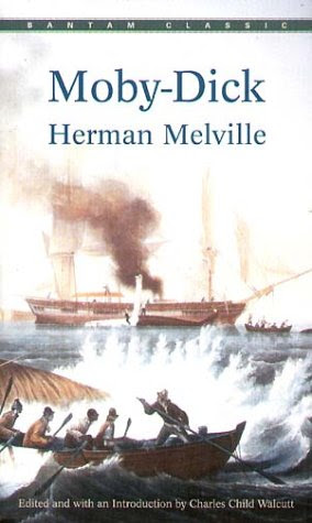 novel moby dick