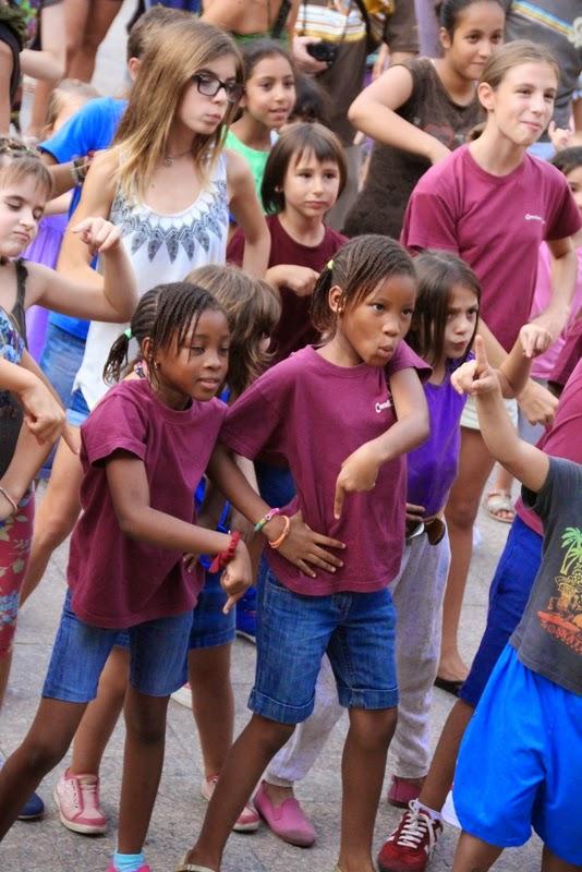 Festa infantil i taller balls tradicionals a Sant Llorenç  20-09-14 - IMG_4328.jpg